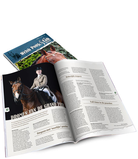 Welsh Pony & Cob Bulletin magazine