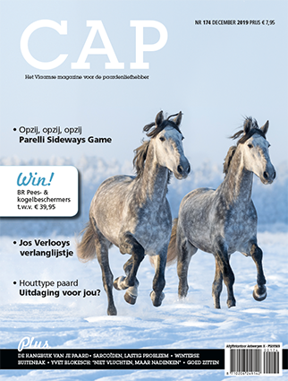 Cover CAP Magazine